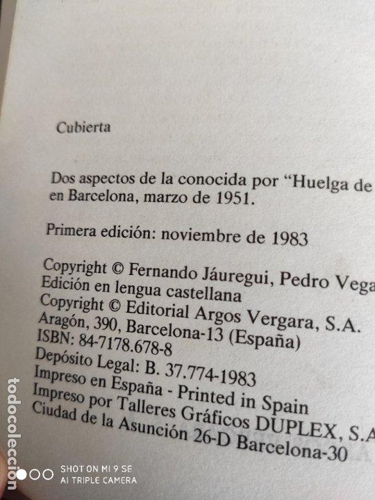 Libros de segunda mano: CRONICA DEL ANTIFRANQUISMO.PRIMERA EDICION.1983 - Foto 5 - 182941025