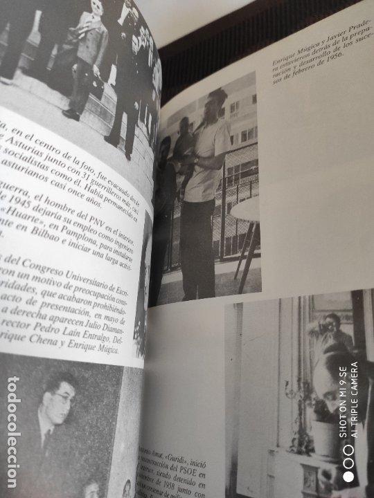 Libros de segunda mano: CRONICA DEL ANTIFRANQUISMO.PRIMERA EDICION.1983 - Foto 6 - 182941025