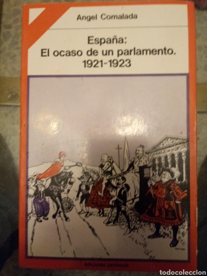 LIBRO PRIMERA EDICION DE ANGEL COMALADA FIMADO Y RECORDANDO HOMENAJE A RICARDO SABATÉS (Libros de Segunda Mano - Pensamiento - Política)