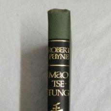 Libros de segunda mano: MAO TSE-TUNG....1970. Lote 184303157