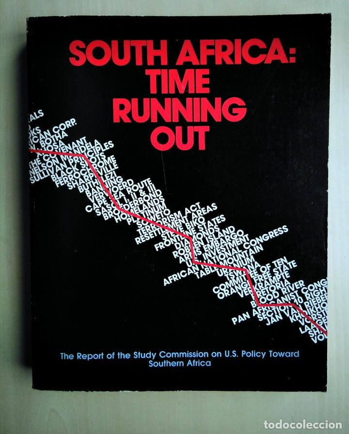 Libros de segunda mano: South Africa: Time Running Out- The Report of the Study Commission on US Policy Toward Southern Afri - Foto 1 - 184636821