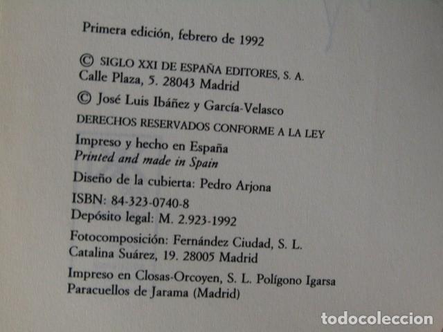 Libros de segunda mano: La despenalización del aborto voluntario en el ocaso del siglo XX - Foto 4 - 186240241