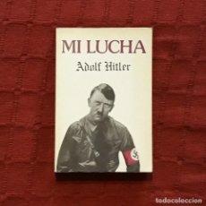 Libros de segunda mano: MI LUCHA - ADOLF HITLER. Lote 187119166