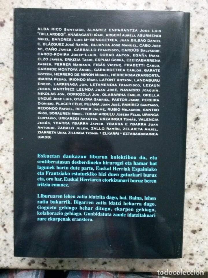 Libros de segunda mano: SOBERANIAS Y PACTO. RELACION DE EUSKAL HERRIA CON ESPAÑA Y FRANCIA. HERRIA 2000 ELIZA, AÑO 2005 - Foto 2 - 187210760