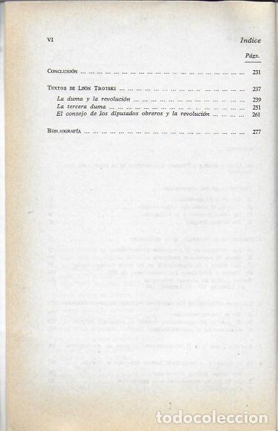 Libros de segunda mano: En los orígenes de la revolución permanente. El pensamiento político del joven Trotsky / A. Brossat. - Foto 3 - 188793778