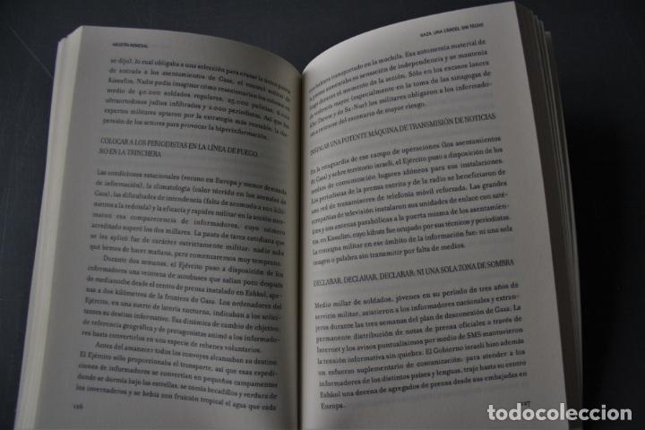Libros de segunda mano: Gaza. Una cárcel sin techo. Agustín Remesal. Ed. Catarata. Madrid 2008. - Agustín Remesal - Foto 4 - 189097437