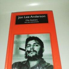 Libros de segunda mano: JON LEE ANDERSON, CHE GUEVARA, TAPA DURA . Lote 190777860