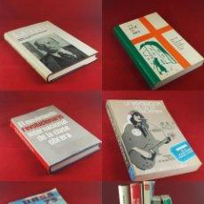 Libros de segunda mano: LOTE 5 LIBROS TEMATICA COMUNISTA SOVIETICA URSS LENIN. Lote 191332653