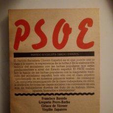 Libros de segunda mano: PSOE. AVANCE 1976. 132PGS. Lote 191734937