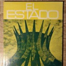 Libros de segunda mano: EL ESTADO ** C. BONACASA. Lote 193669297