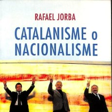 Libros de segunda mano: CATALANISME O NACIONALISME (CATALÁN). Lote 194233008