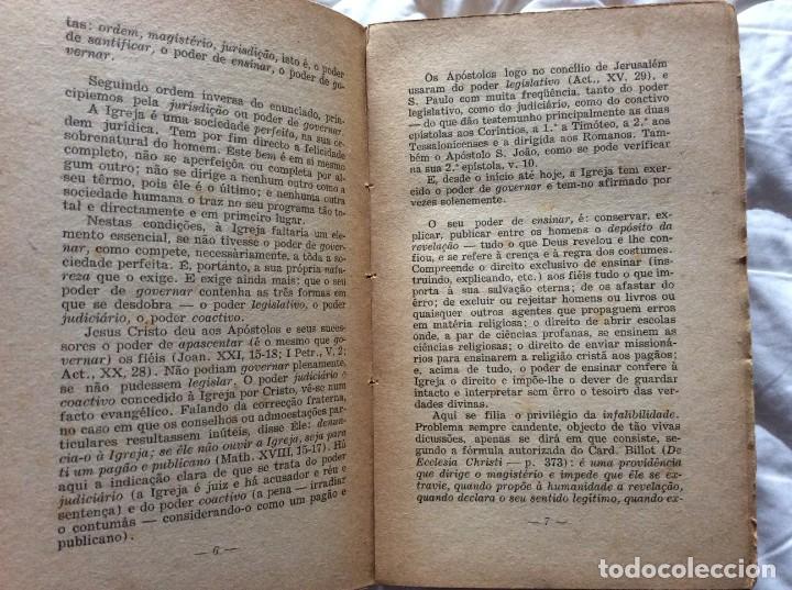 Libros de segunda mano: Pensamiento y acción. Entrenamiento integral. Por Santos Rocha e Domingos Fernandes, 1945 - Foto 4 - 194242140