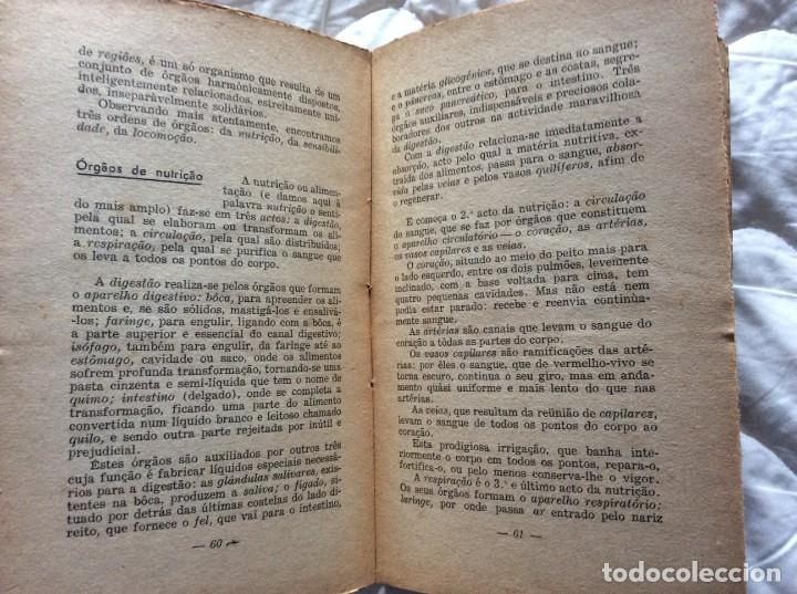 Libros de segunda mano: Pensamiento y acción. Entrenamiento integral. Por Santos Rocha e Domingos Fernandes, 1945 - Foto 5 - 194242140