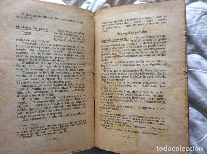 Libros de segunda mano: Pensamiento y acción. Entrenamiento integral. Por Santos Rocha e Domingos Fernandes, 1945 - Foto 6 - 194242140