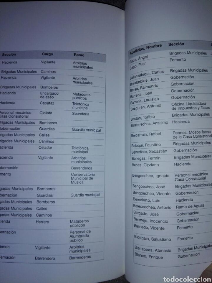 Libros de segunda mano: GIPUZKOA DE AYUNTAMIENTOS REPUBLICANOS A ANARQUISTAS...1936-1937...2010 - Foto 8 - 194341416