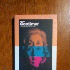 Libros de segunda mano: NADINE GORDIMER - LA HISTORIA DE MI HIJO, COLECCIÓN PREMIOS NOBEL, PUBLICO, 2010. SPAIN.. Lote 194393505