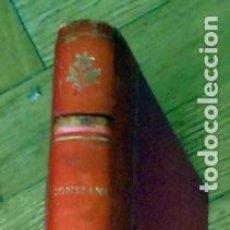 Libros de segunda mano: PRINCIPIOS DE POLÍTICA. BENJAMIN CONSTANT.EDITORIAL AMERICALEE.1943. Lote 194502621
