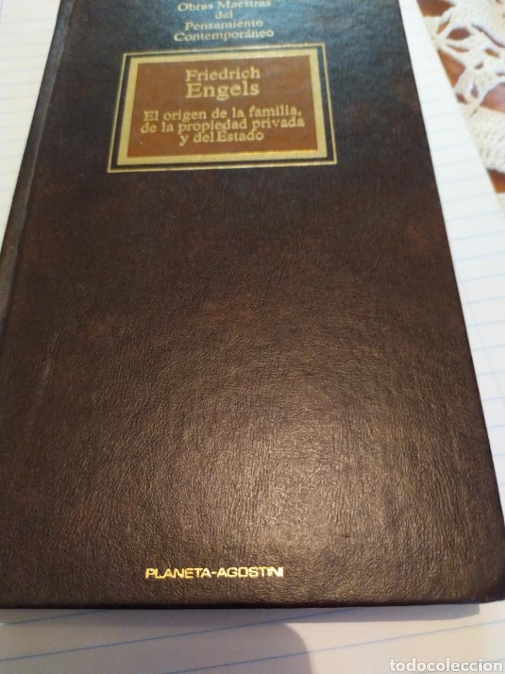 EL ORIGEN DE LA FAMILIA,DE LA PROPIEDAD PRIVADA Y DEL ESTADO (Libros de Segunda Mano - Pensamiento - Política)