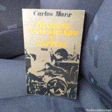 Libros de segunda mano: TRABAJO ASALARIADO Y CAPITAL - CARLOS MARX. Lote 194705278