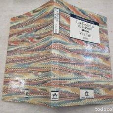Libros de segunda mano: LAS DESDICHAS DE LA PATRIA - VITAL FE - EDI BANCO EXTERIOR 1989 241PAG 23CM + INFO . Lote 194737995