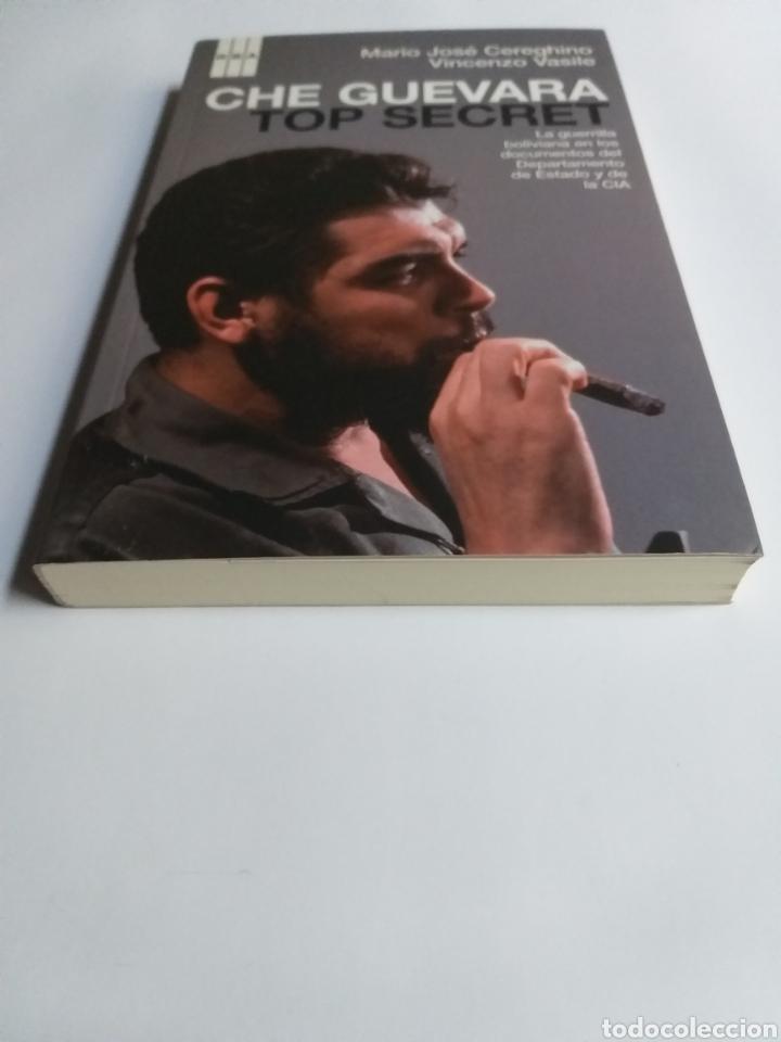 Libros de segunda mano: Che Guevara top secret . La guerrilla boliviana .2008 ... política - Foto 3 - 194874851