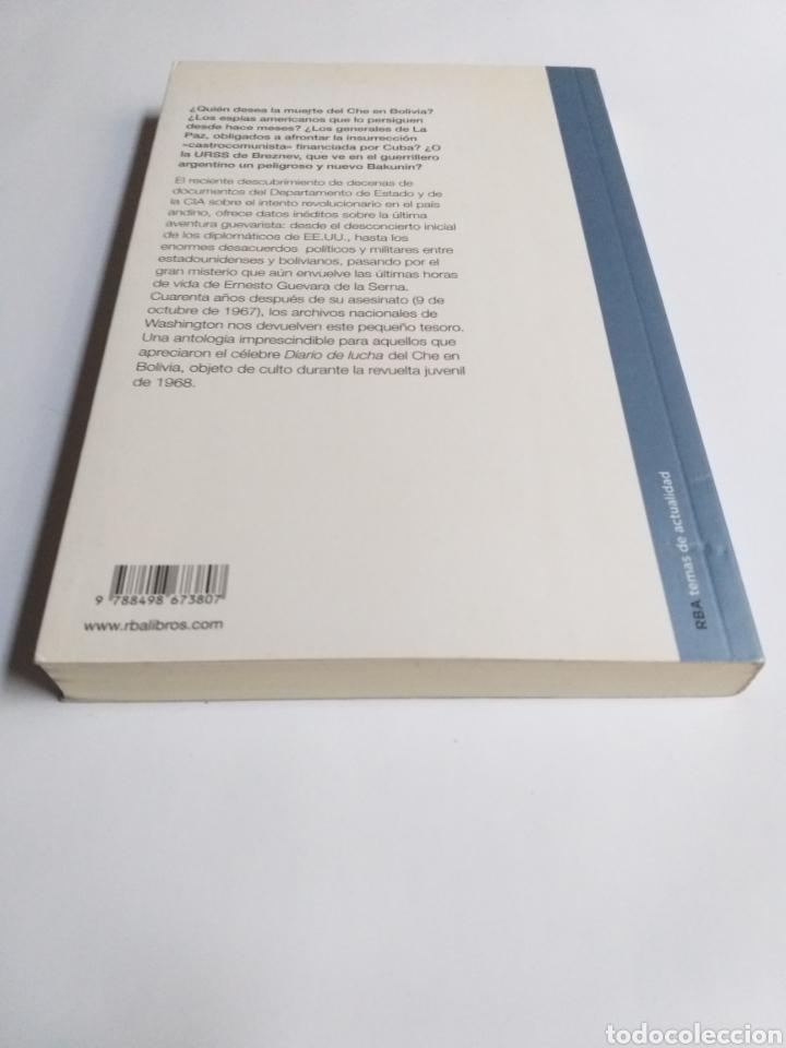Libros de segunda mano: Che Guevara top secret . La guerrilla boliviana .2008 ... política - Foto 5 - 194874851