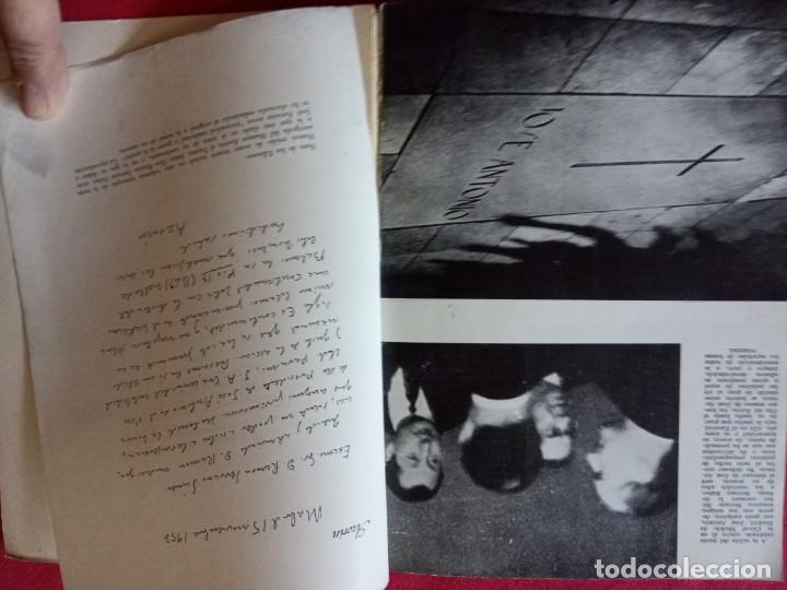 Libros de segunda mano: SEMBLANZA DE JOSE ANTONIO,JOVEN.-RAMON SERRANO SUÑER. - Foto 4 - 194892262
