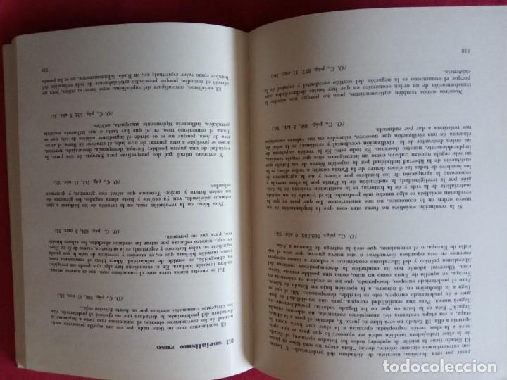 Libros de segunda mano: JOSE ANTONIO, TESTIMONIO - EDITORIAL DONCEL 1969-1ª EDICCION. - Foto 4 - 194892945