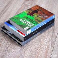 Libros de segunda mano: 3 LIBROS SOBRE GUERRA, SOCIEDAD, PAÍSES, PERIODISMO, ACTUALIDAD, VIAJES, BIOGRAFÍA, POLÍTICA. Lote 195339041