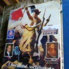 Libros de segunda mano: LIBERALISMO SOCIALISMO Y PENSAMIENTO CONSERVADOR EN LA ESPAÑA MODERNA TOMÁS LOBATO VALDERREY. Lote 195393747