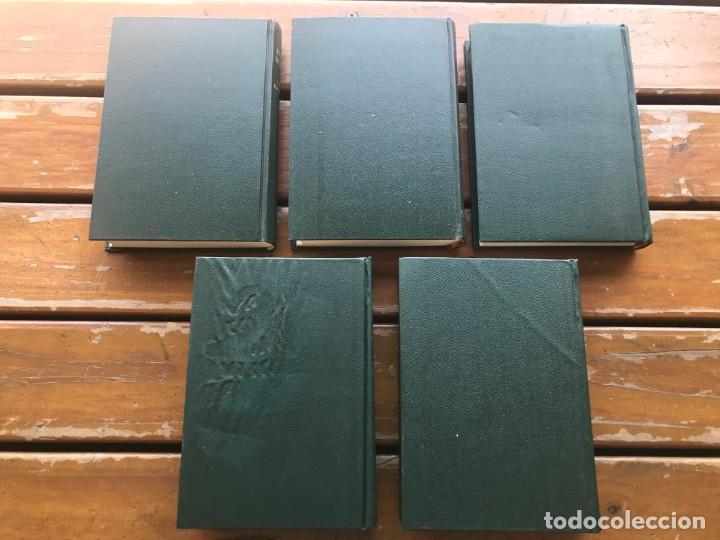 Libros de segunda mano: Enver Hoxha: OBRAS ESCOGIDAS. 5 Tomos - Foto 3 - 195487278