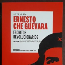Libros de segunda mano: ERNESTO CHE GUEVARA . ESCRITOS REVOLUCIONARIOS. Lote 196105695