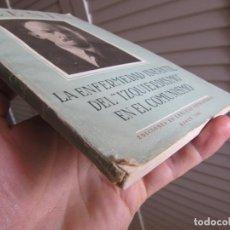 Libros de segunda mano: LA ENFERMEDAD INFANTIL DEL IZQUIERDISMO EN EL COMUNISMO 1947. Lote 196762533