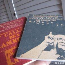 Libros de segunda mano: LOTE 2 CUADERNOS CENIT-HACIA UN SOCIALISMO EN LIBERTAD-CALLE DE LA AMNISTIA. Lote 196907561