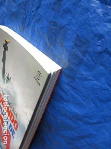 Libros de segunda mano: Fareed Zakaria: EL MUNDO DESPUÉS DE USA (Madrid, 2009) - Foto 3 - 199667561