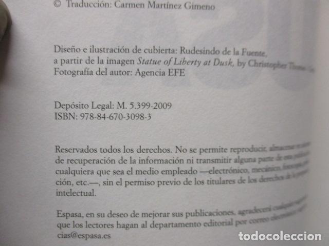 Libros de segunda mano: Fareed Zakaria: EL MUNDO DESPUÉS DE USA (Madrid, 2009) - Foto 7 - 199667561