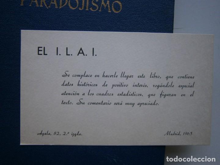 Libros de segunda mano: PARADOJISMO BATISTA CUBA VICTIMA DE LAS CONTRADICCIONES INTERNACIONALES Fulgencio Batista Via 1963 - Foto 16 - 203602356