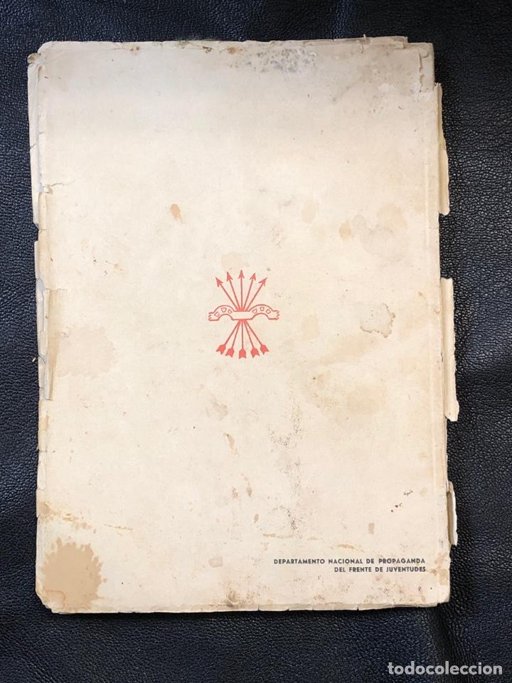 Libros de segunda mano: NACIONALSINDICALISMO PARA JUVENTUDES CAMPESINAS - FORMACION POLITICA RURALES DEL FRENTE 1948 - Foto 3 - 203923908
