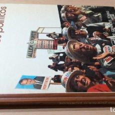 Libros de segunda mano: LOS PARTIDOS POLITICOS - BIBLITECA SALVAT GRANDES TEMAS / T202. Lote 205069967