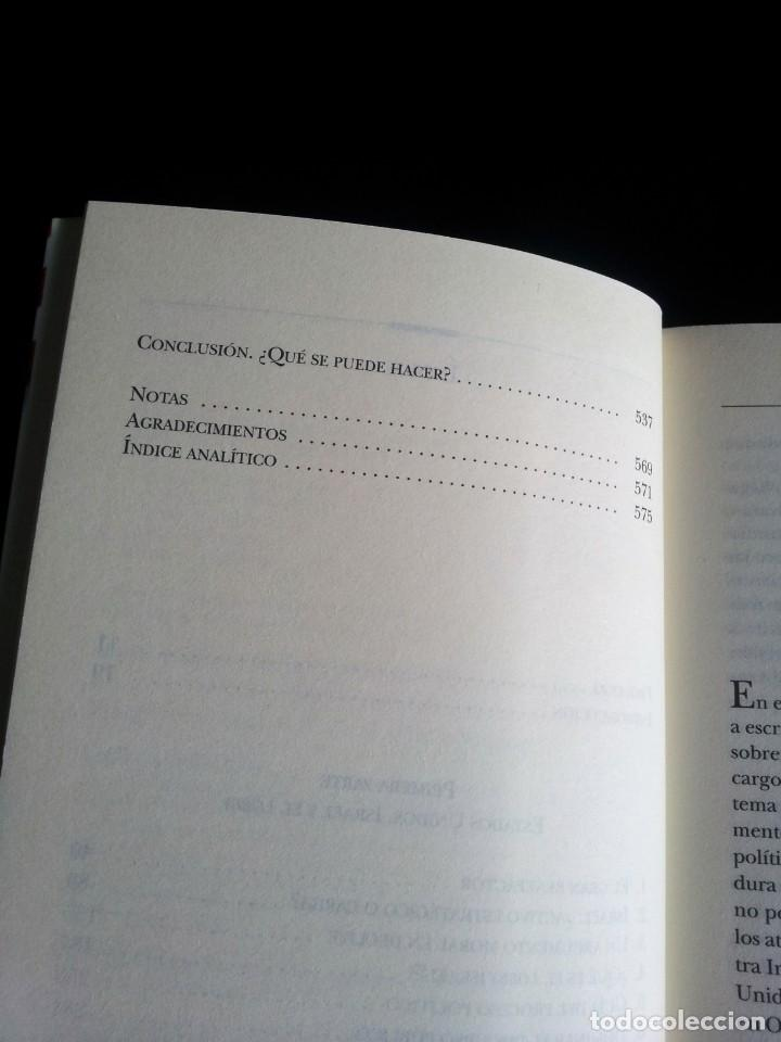 Libros de segunda mano: JOHN J. MEARSHEIMER Y STEPHEN M. WALT - EL LOBBY ISRAELI Y LA POLITICA EXTERIOR DE ESTADOS UNIDOS - Foto 4 - 205126276