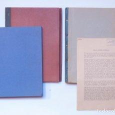 Libros de segunda mano: A280.- JUSTIFICACIO DE CATALUNYA - CONSTRUIR CATALUNYA - JUSTIFICACIÓ I EXIGÈNCIES D'UNA AFIRMACIÓ N. Lote 205560810