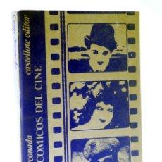 Libros de segunda mano: BÁSICA 15 278-283. TRES CÓMICOS DEL CINE (CESAR ARCONADA) CASTELLOTE, 1974. OFRT. Lote 205839687