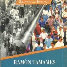 Libros de segunda mano: RAMÓN TAMAMES - LA ESPAÑA ALTERNATIVA. Lote 207286356