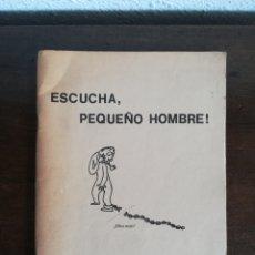 Livros em segunda mão: ESCUCHA, PEQUEÑO HOMBRE! - WILHELM REICH. Lote 207410726