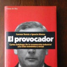 Libros de segunda mano: EL PROVOCADOR. Lote 209021043