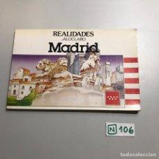 Libros de segunda mano: REALIDADES... A LO CLARO MADRID. Lote 209396622