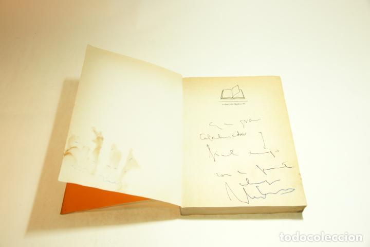 Libros de segunda mano: España entre dos modelos de sociedades. Manuel Fraga Iribarne. Firmado y dedicado. 1982. - Foto 2 - 209417908