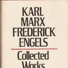 Libros de segunda mano: MARX-ENGELS COLLECTED WORKS VOL. 11 - 1851-1853 - MARX, KARL & ENGELS, FREDERICK. Lote 210936911
