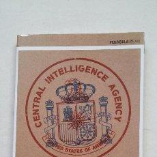 Livres d'occasion: LA CIA EN ESPAÑA. ALFREDO GRIMALDOS. ESPIONAJE, INTRIGAS Y POLITICA AL SERVICIO DE WASHINGTON TDK383. Lote 211677011