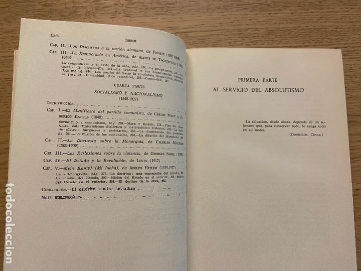 Libros de segunda mano: J.J. CHEVALLIER - LOS GRANDES TEXTOS POLITICOS DESDE MAQUIAVELO A NUESTROS DIAS - AGUILAR - Foto 9 - 214743787